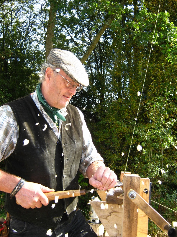Colin the Amberley Bodger